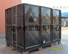 呼市搪瓷钢板水箱