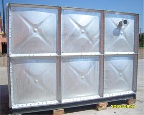 热镀锌钢板水箱